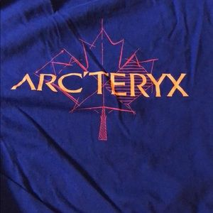 Arc'teryx Tops - Arc'teryx long sleeve v-neck tee